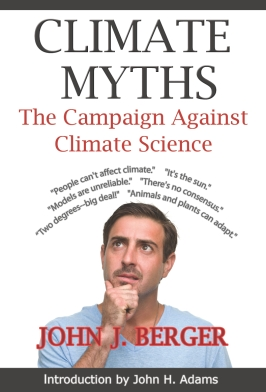Climate Myths Front Cover